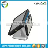 15'' touch screen pos thermal , 3G SIM card, wifi and Bluetooth optional touch screen pos terminal with printer
