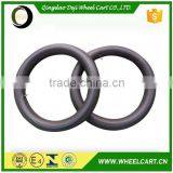 Customized Black Motorcycle Tyre And Inner Tube 100/90-18