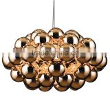 Copper Beads Pendant Lights Mesmerising Pendant Lamp for Contemporary Style Living Space or Dining Room