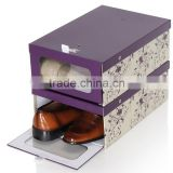 Hot sale High quality shoe box & Recycled Cardboard Paper Shoe Boxes Wholesale