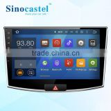 10.1 Inch VW Magotan 2015 Car Radio Android 5.1.1 OS DVD Player HDMI Support Bluetooth GPS TPMS DVR Mirror-link DAB+