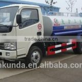 DONGFENG CHASSIS WITH CLW small type water tanker sprinkler truck with light truck chassis