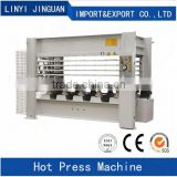 Good Quality Plywood Hot Press Machine/Plywood Production Line For Birch Plywood/Particle Board