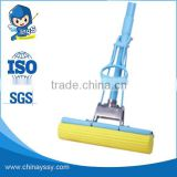 Hot Sale Floor Mops With Disposable Wipes Pva Sponge Mop
