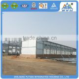 Economical new design light steel structure two story chicken farm building