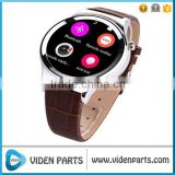 "T3 1.22"" MTK6260 Bluetooth3.0 Smart Phone Watch for Android 2016"