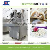 High efficiencyt automatic encrusting and forming machine
