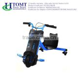 Europe Htomt electric drift trikes for sale balancing scooter 3 wheels scooter with safety seats outdoor toys for kids