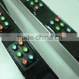 Glass Window LED Strip Light LED Video Wall Screen / P16 P20 P32.25 P50 Outdoor Full Coor Curtain LED Display Screen