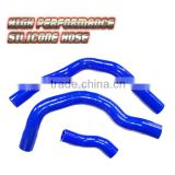 Silicone Radiator Hose Kit Coolant Pipe For BMW MINI COOPER S JCW W11 1.6 R52 04-08 / R53 01-06