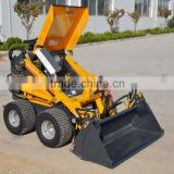 cheap mini skid steer wheel loader with quick hitch                                                                                                         Supplier's Choice