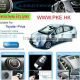 Anti-theft Car Alarm System with Remote Starter and Push Start Button System for Toyota Prius