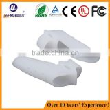 China factory Bulk sale transparent toe sponge big toe separator