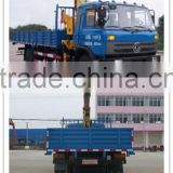 dongfeng 5 ton small mobile cranes for sale, 5 ton small crane for truck