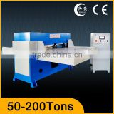 EVA Foam die clicker presses/two side feeding cutting press
