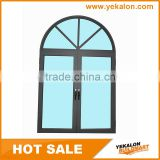 Classic Arched Aluminium Casement Window From China Supplier