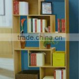particle board MDF PLY book rack simple book cabinet little book cabinet particle board furniture PB furniture