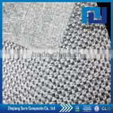 Hot sale high quality China e-glass fiberglass woven roving combo mat, fiberglass mat