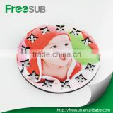 Blank MDF Cork Coaster For Sublimation