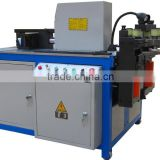 double-working-table turret type hydraulic busbar cutter,copper busbar benging punching machine