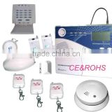 Alibaba Most Luxurious GSM LCD Home Alarm System