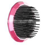Novel design MY GIRL tapered type Jewelry king brush infrared massage comb