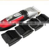 TOP QUALITY CERAMIC BLADE RECHARGEABLE HAIR CLIPPER/HAIR TRIMMER