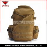 Waterproof cordura camouflage tactical military canvas bag multi-function outdoor caming hiking backpack