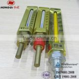 Right Angle industry thermometer glass tube