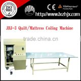 JBJ-3 model high quality quilt coiling machine and quilt packing machine