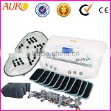 Link: Good quality thicker pads Electrode + infrared tens Muscle Stimulation slimming beauty machine
