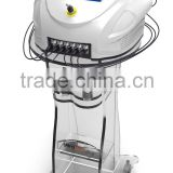 6 treatment heads portable multifunction beauty machine for body slimming skin care face lifting eye lifting