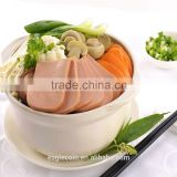 198g hot selling canned chicken meat halal canned chicken luncheon meat
