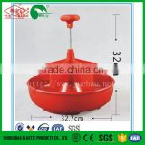 Good material high quality plastic piglet feeder