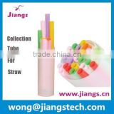 Jiangs Plastic Semen Straw Collection Tube for Animal