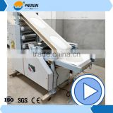 Roti making machine dough roller sheeter