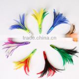 China high quality wholesale octopus soft fishing lure