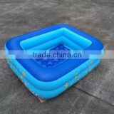 factory supply customized pvc inflatable swimming pool Water Sports Pvc Swimming Pool for kids
