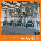 Excelent performance small wheat flour mill/ wheat grinding machine / wheat flour mill plant