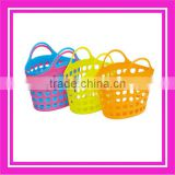 plastic shower caddy shopping basket