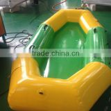 PVC coated tarpaulin for inflatable pool rafts factory direct