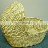 dressed handnade moses baskets French style(factory provide)