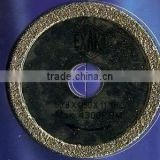 Diamond cutting and grinding wheel