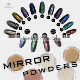 Private label 15 colors nail mirror effect pigment powder