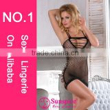 2015Sunspice women and fashionable style transparent bodystocking women sexy full body stocking sexy body stocking