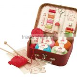 compact sewing box