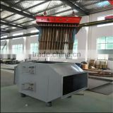 Insert air duct finned tubular heating element