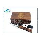 Smoking smart vapor electronic cigarette k fire wood e cig mod starter kits