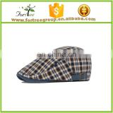 Fashion design high quality artist youth style plaid military beret cap hat flat
