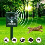 Waterproof ultrasound wild animals repeller bird dog snake repellent